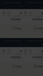 Georg Jensen – Win The Competition (prize valued at $26,000)