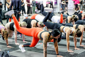 Girl – Win One of 10 X Double Passes to The Fitness Show