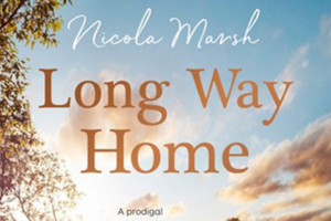 Girl – Win One of 5 X Heart of The Cross and Long Way Home Book Packs