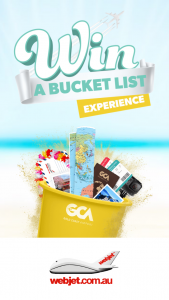 Gold Coast Airport – Win One of The Following Prizes ('prizes') (prize valued at $10,000)