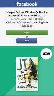 HarperCollins Children's Books – Win a Copy of Jt