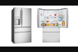 Homes to Love – Bauer Media – Win a Westinghouse Dark Stainless Steel French Door Fridge (prize valued at $2,199)