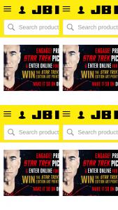 JB HiFi Pre-order a copy of Star Trek – Win The Star Trek Limited Number Edition Art Print Box Set (prize valued at $150)
