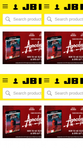 JB HiFi Pre-order Apocalypse Now – Win an Exclusive Poster Signed By Francis Ford-Coppola (prize valued at $400)