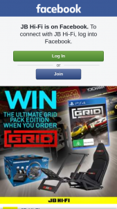 JB HiFi – Win The Ultimate Grid Racing Pack In Partnership With Next Level Racing Pre-Order Grid Now and Tell Us In 25 Words Or Less Why You Are Excited to See a Return to The Grid Series