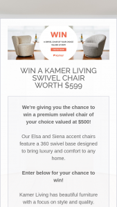 KAMER LIVING – Win Two Pairs of Classic Mini Boots [closes 4.00pm Aest] (prize valued at $599)