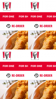 KFC – Win One (1)kfc Wedding Prize Package Valued at Up to $35000. (prize valued at $35,000)