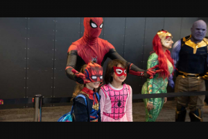 Kids in The City – Kids on the Coast – to Comic-Con at The Brisbane Convention and Exhibition Centre