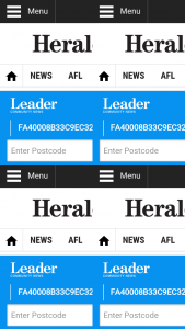 Leader Community News – Fill In The Form Below