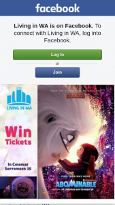 Living in WA – Win a Family Pass to See Abominable