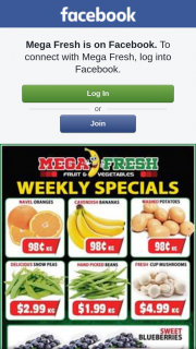 Mega Fresh Browns Plains – Win a $50 Fruit and Veg Voucher to Spend In Store (prize valued at $50)