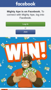 Mighty Ape – Win a $50 Mighty Ape Voucher