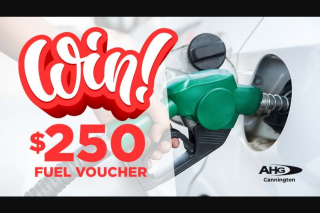 Mix 94.5 – Win a $250 Fuel Voucher