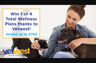 Mix 94.5 – Win a Vetwest Total Wellness Plan
