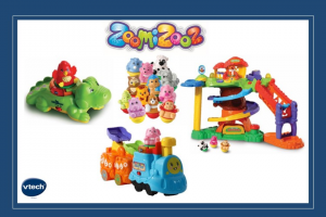Mouths of Mums – 1x Zoomizooz Characters 6-pk Asst (prize valued at $556)