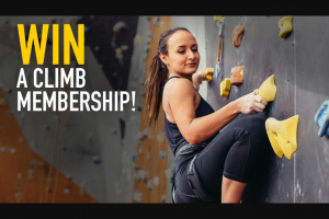 Nova 106.9FM – Win Yourself a 6 Month Climb Membership