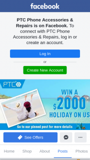 PTC Phone Accessories – Participating Stores buy a Marvel or Disney product – Win a $2k Holiday Voucher (prize valued at $2,000)