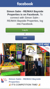 Simon Salm Re-Max Bayside Properties – Win a Family Session and 1 Coffee and Cake Voucher at Bay Play Cleveland