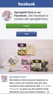 Springhill Farm – Win 2 Time Out Moment Packs – one for You and One for a Friend