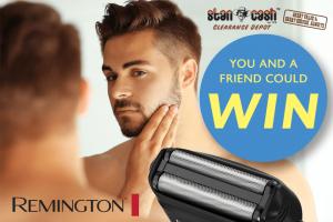Stan Cash Clearance – Win this Remington Dual Foil