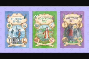 Sunday Telegraph – Win a Complete Set of The Stella Montgomery Series (prize valued at $51)