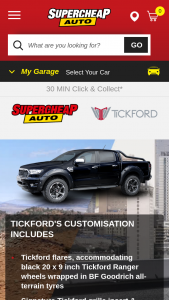 Supercheap Auto Purchase participating OILS & Scan Club Card for a chance to – Win a Ranger Promotion (prize valued at $70,990)