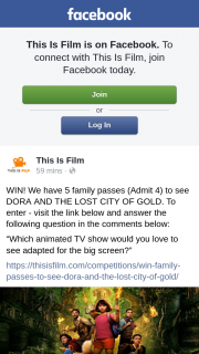 This is Film – Win | We're Giving Away 5 Double Passes to The Lavazza Italian Film Festival Thanks to Palace Cinemas