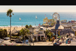 7travel – 4 Nights Accommodation at The Ultra-Luxurious Santa Monica Proper (prize valued at $14,360)