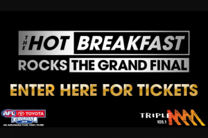 Triple M Melbourne – Win a Prize (prize valued at $800)