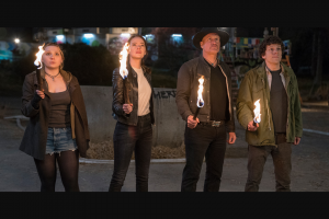 Weekend Edition Brisbane – Win a Double Pass to Our Special Preview Screening of Zombieland