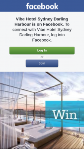 Win an Overnight Stay at Vibe Hotel Darling Harbour