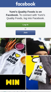 Yumi's Quality Foods – Win this Hommus-Zing Prize Pack