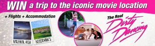 7travel – The Real Dirty Dancing – Win a trip for 2 to Virginia, USA