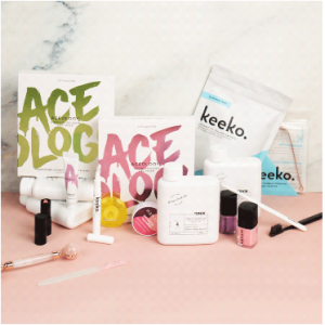 Aceologybeauty – Win the ultimate vegan self-care prize pack