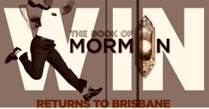 Alex Perry Hotel & Apartment – Win 1 of 3 weekend staycations & tickets for 2 to The Book of Mormon