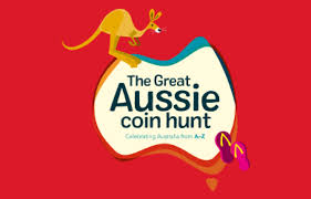 Auspost – Great Aussie Coin Hunt – Win a major prize of an experience of a lifetime on the set of neighbours OR 1 of 2 minor prizes