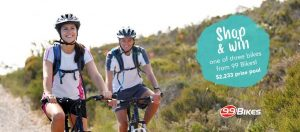 Biome Eco Stores – Win 1 of 3 bikes