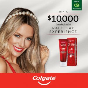 Colgate-Palmolive – Colgate Optic White – Win a major prize of a trip for 4 to Sydney OR 1 of 21 minor prizes