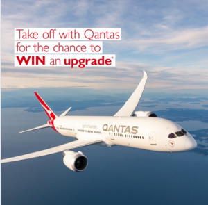 Flight Centre Business Travel – Win 1 of 10 upgrades with Qantas