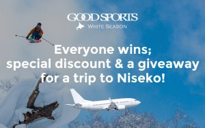 G'day Japan – Win a trip to Niseko