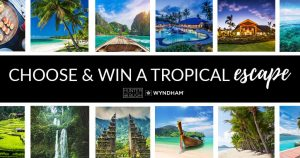 Hunter & Bligh Media – Win a $6,000 voucher to spend on flights, accommodation, dining and activity