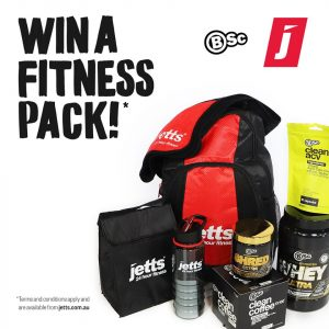 Jetts Australia – Win a fitness pack