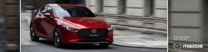 Mazda Australia – Win a Next-Gen Mazda3 automatic in Soul Red Crystal