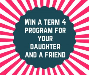 Mind Shift Project – Win a term 4 program for your daughter and a friend