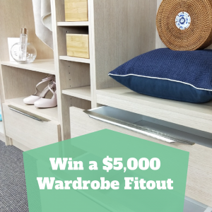 Multistore – Win a Wardrobe Fitout valued at $5,000