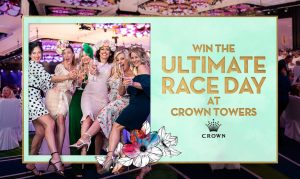 Network 10 – Crown Perth Race Day – Win 2-night stay at Crown Towers Perth for 4 + 4 tickets to Classique at Crown Ballroom + $1,000 Crown gift card