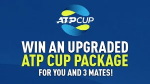 Nova 96.9 – Win 1 of 2 prizes of an ATP Cup prize package for 4