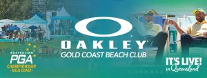 Oakley – Australian PGA Championship – Win a travel prize package for 4 to Gold Coast