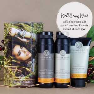 Organic Choice – Win 1 of 5 luxury gift packs from EverEscents Organic Hair Care