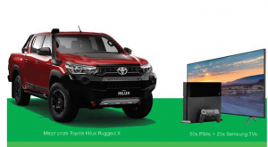 Schneider Electric – Win a major prize of a 2019 Toyota Hilux Rugged automatic OR 1 of 10 weekly prizes